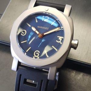 Maranez Karon Automatic Steel 47mm Watch